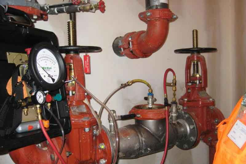 Backflow Testing and Repair Services by Sawyer Sprinkler Service