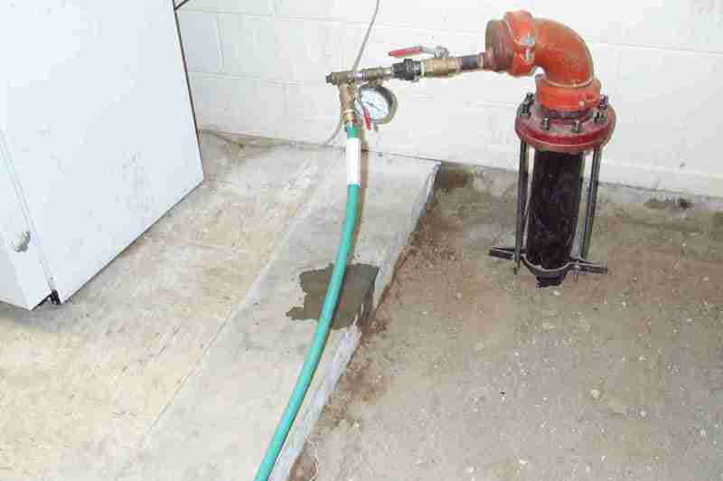 Fire Prevention Systems Flushing by Sawyer Sprinkler Service